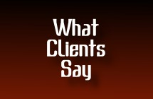 What Clients Say